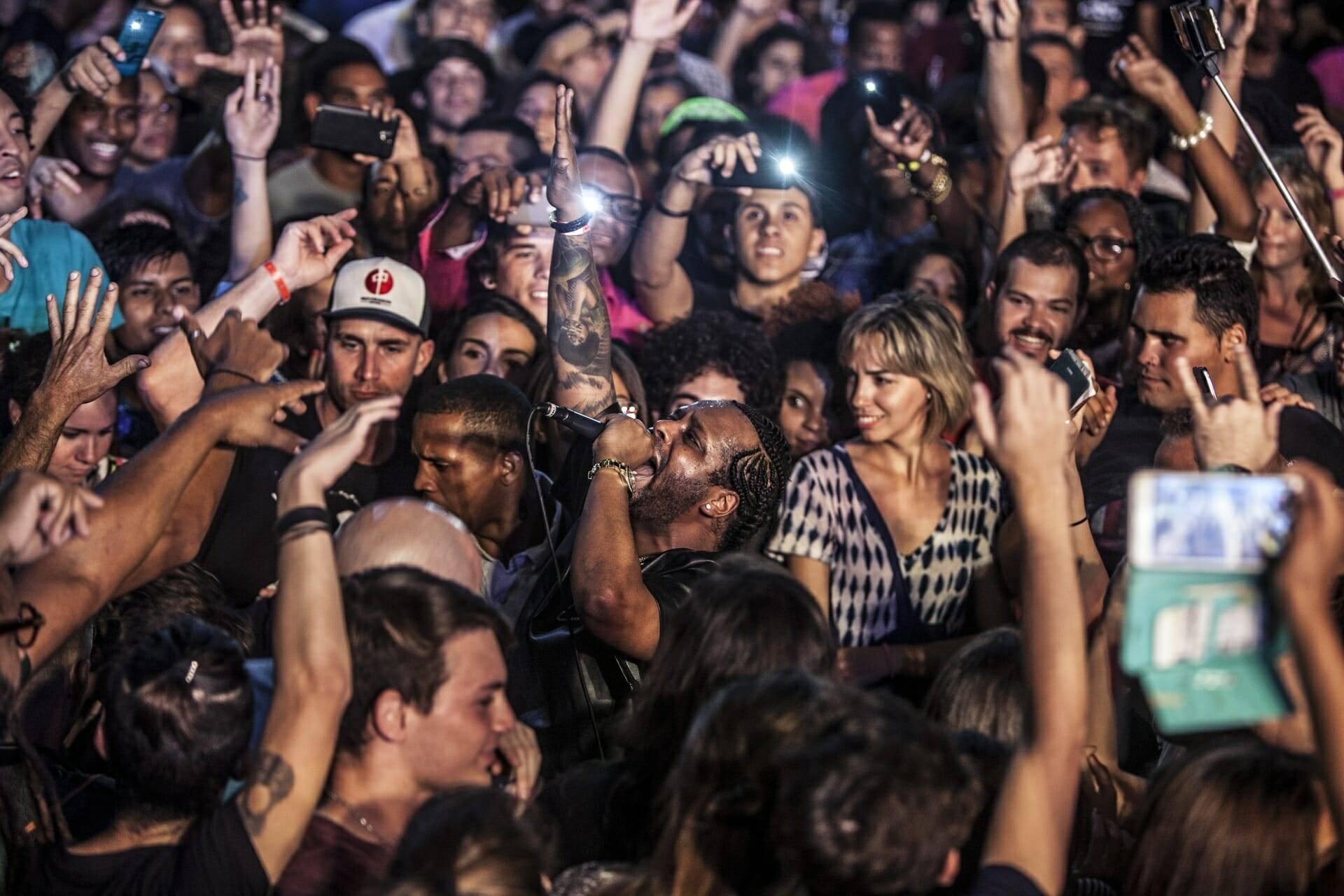 MaDCon, Festival Havana World Music, Parque Metropolitano de La Habana, 25 de marzo de 2017. Foto: Larisa López.