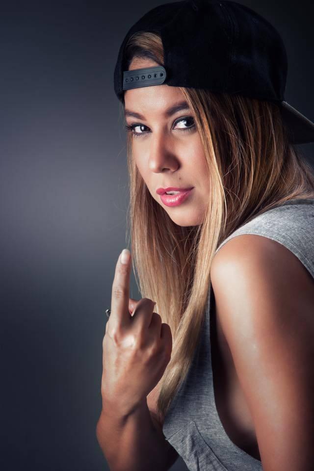 Señorita Dayana. Foto: tomada de su perfil de Facebook.
