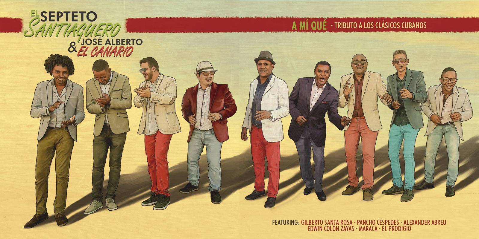 Photo: Official page of the Septeto Santiaguero