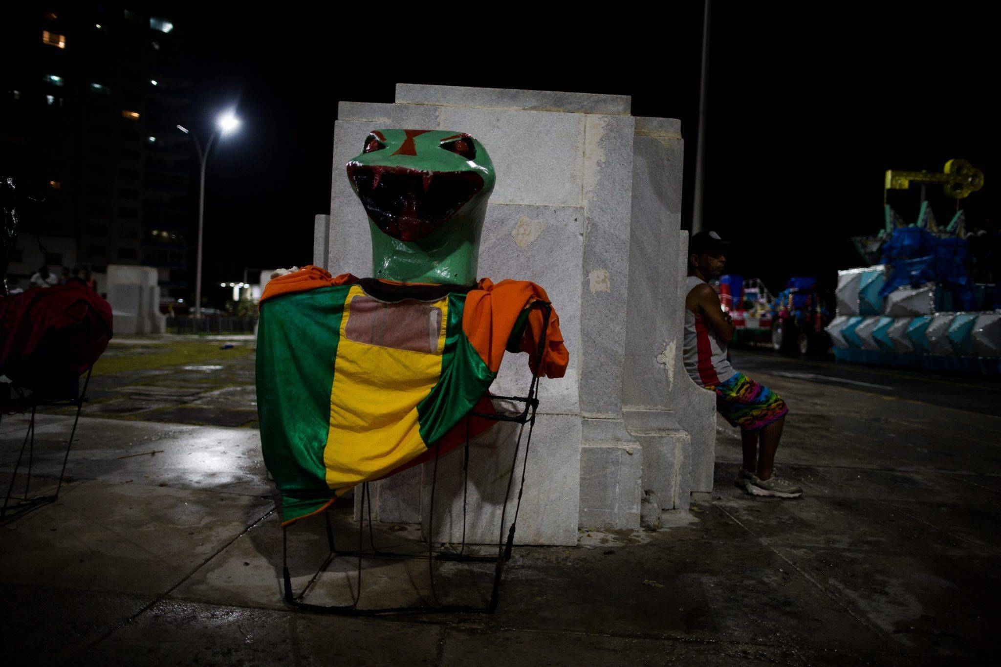 Havana Carnivals 2018. Photo: Fernando Medina.
