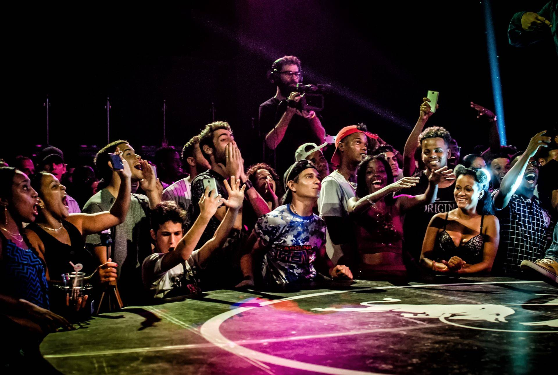 Final Nacional de la Red Bull Batalla De los Gallos, Cuba 2018. Foto: Kako Escalona / Magazine AM:PM.