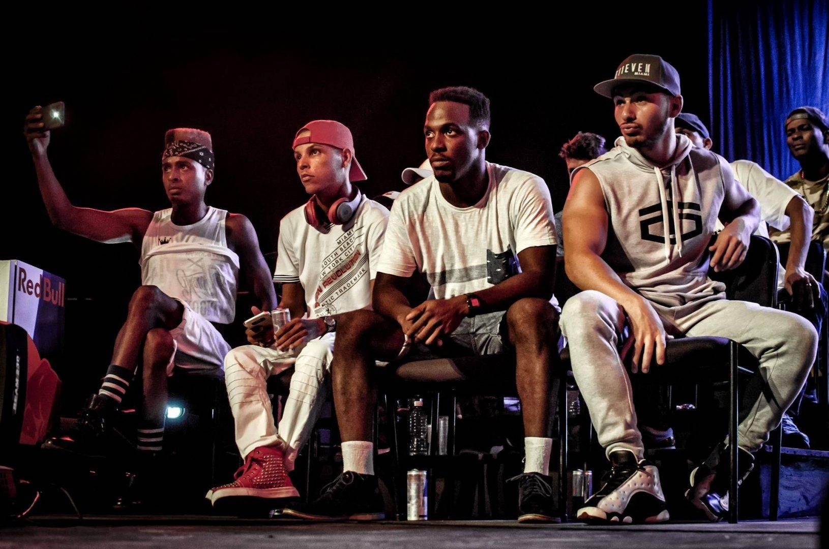 Final Nacional de la Red Bull Batalla de los Gallos, Cuba 2018. Foto: Kako Escalona / Magazine AM:PM.