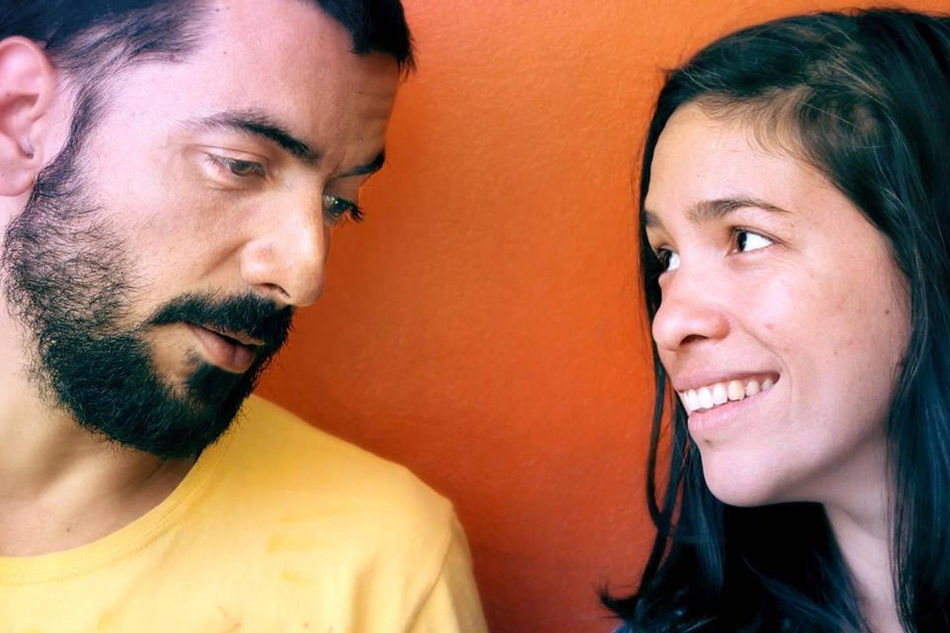 Migue de la Rosa y Yaima Orozco. Foto: Página de Facebook de Yaíma Orozco.
