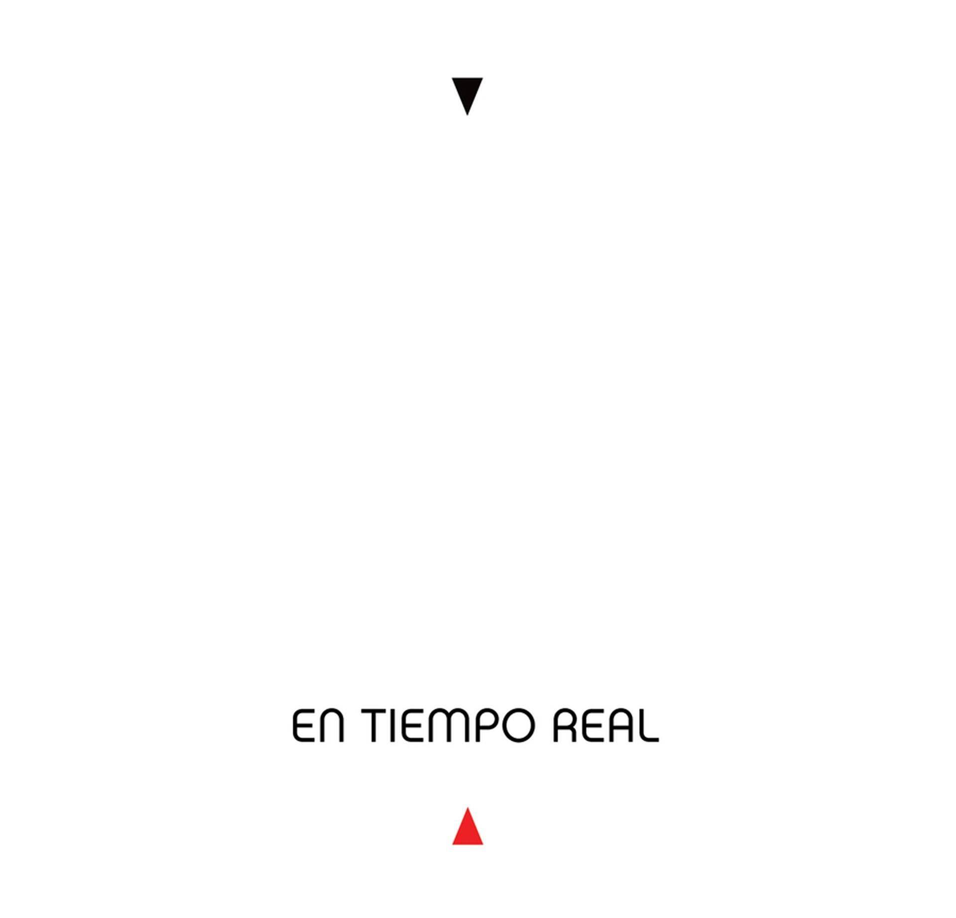 """Portada del álbum """"En tiempo real"""", de Charly Mucharrima y Los Niches."""