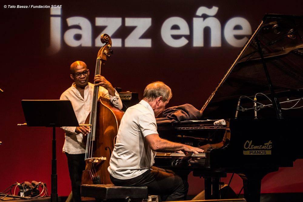 Ernán López-Nussa, Jazz Eñe, Valencia, 2016. Foto: Tato Baeza / Fundación SGAE.