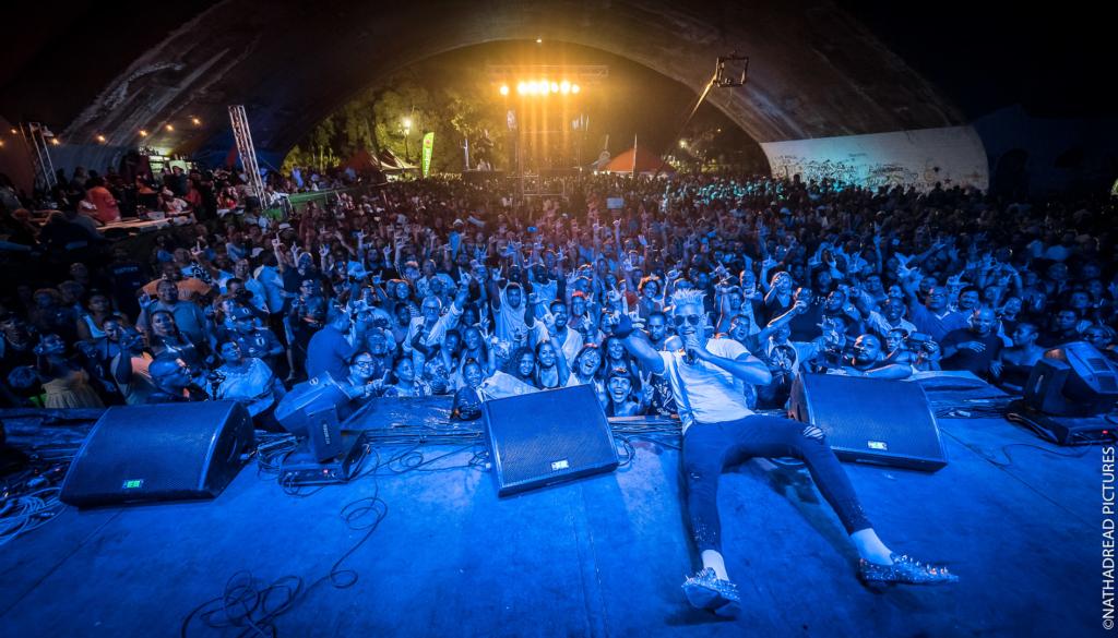 El Noro en el Festival de la Salsa 2019, Parque Metropolitano de La Habana. Foto: NATHADREAD PICTURES