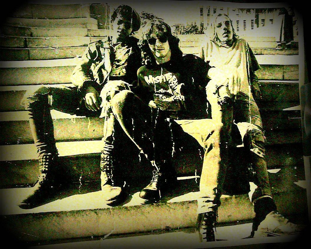VIH, grupo punk de los noventa