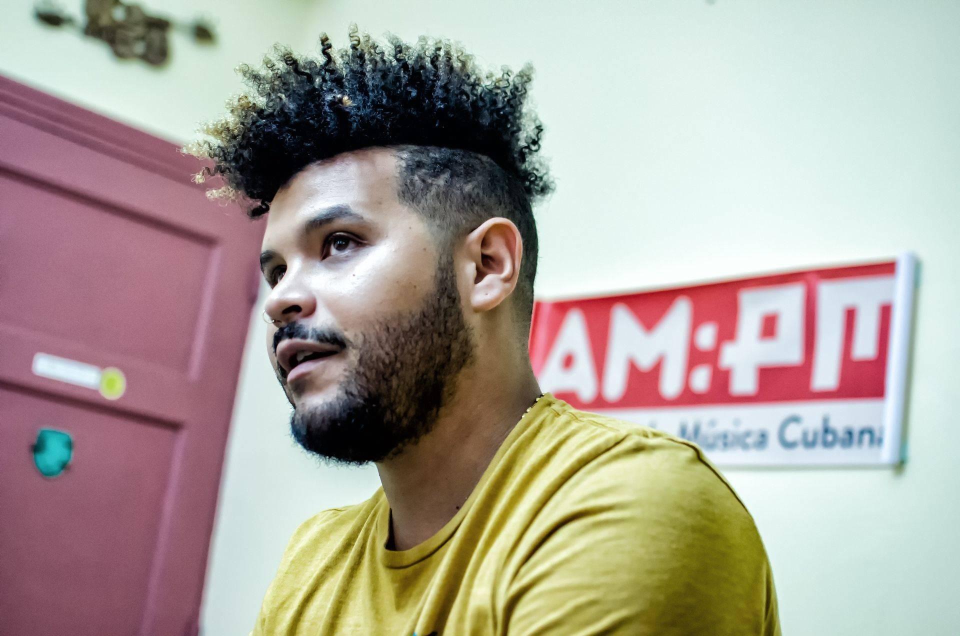 "Jorge Luis ""Yoyi"" Lagarza. Foto: Kako Escalona / Magazine AM:PM."