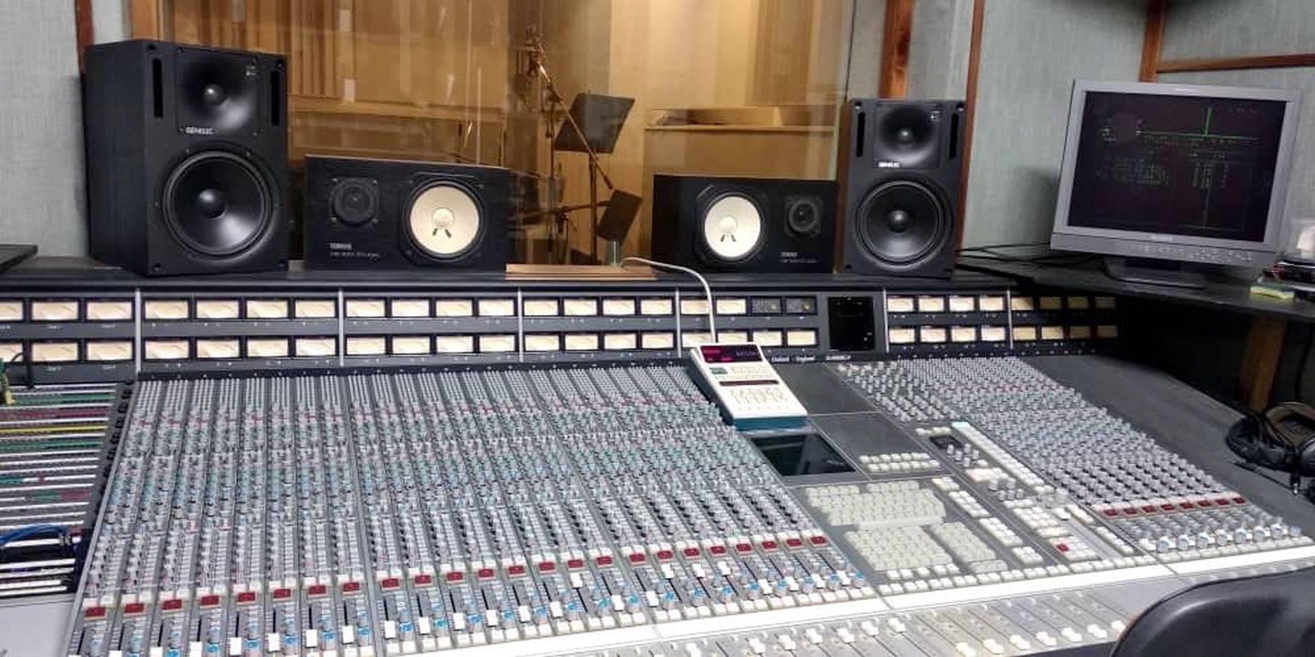 Estudio de grabación Ojalá, de Silvio Rodríguez. Foto: Cortesía de Estudios Ojalá.