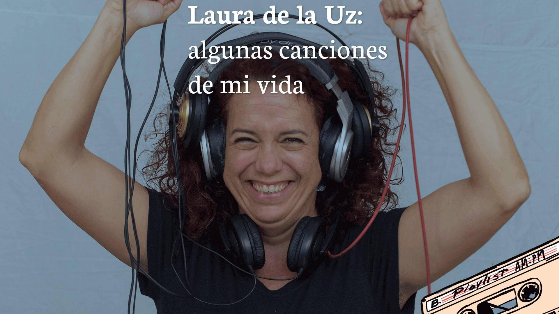 Laura de la Uz. Foto: Héctor Garrido.