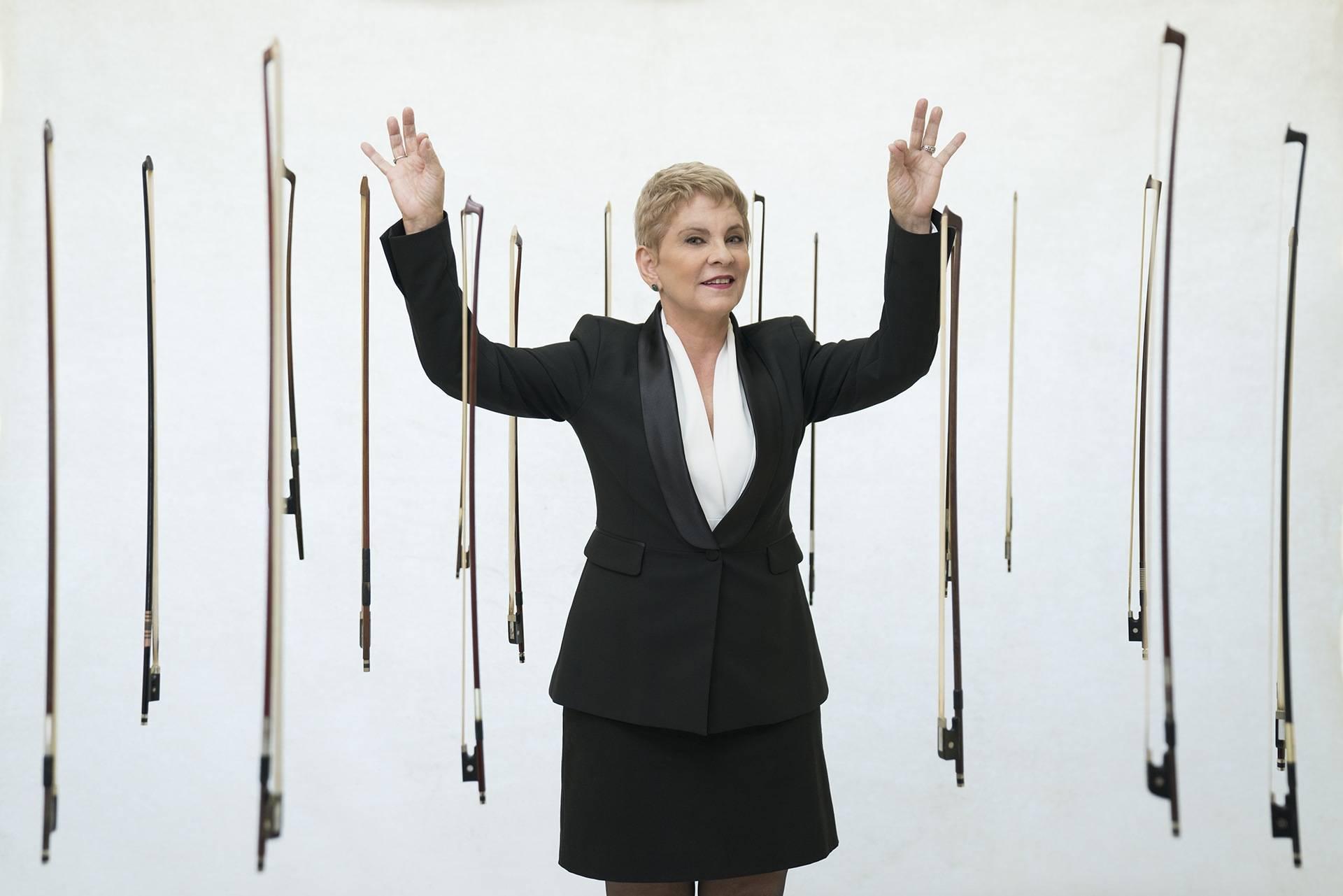 Zenaida Castro Romeu, expo +Retratos. Foto: Danay Nápoles.