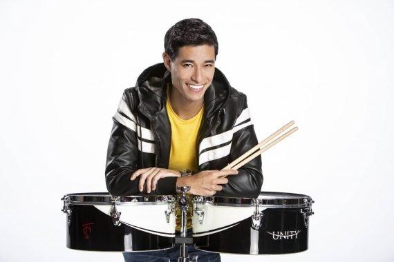 Tony Succar, percusionista, arreglista y productor, ganador de dos premios Latin Grammy en 2019 por Mejor Álbum de Salsa (Más de mí) y Productor del Año. Foto: Cortesía del artista.