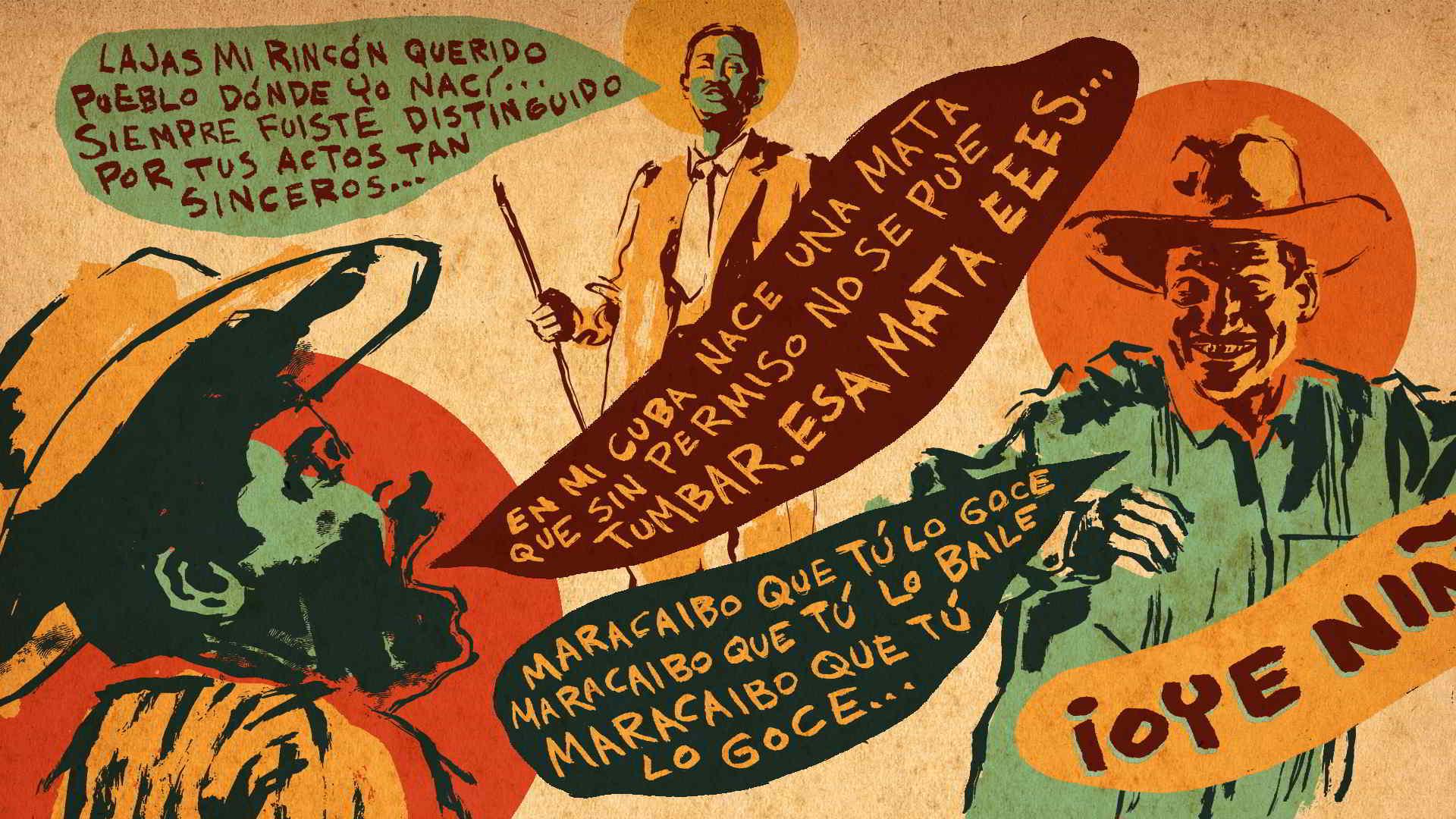 Fragmento del cómic Joven Benny. Ilustración: Irán Hernández Castillo.