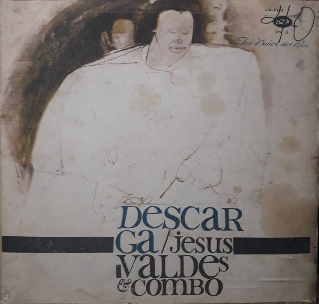 Cover of the album Descarga.