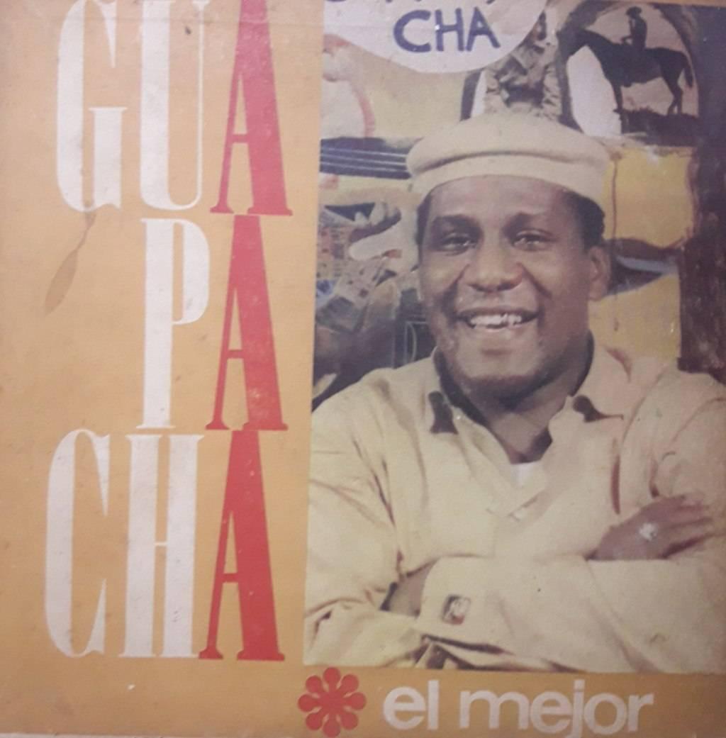 Portada del álbum Guapachá, el mejor.