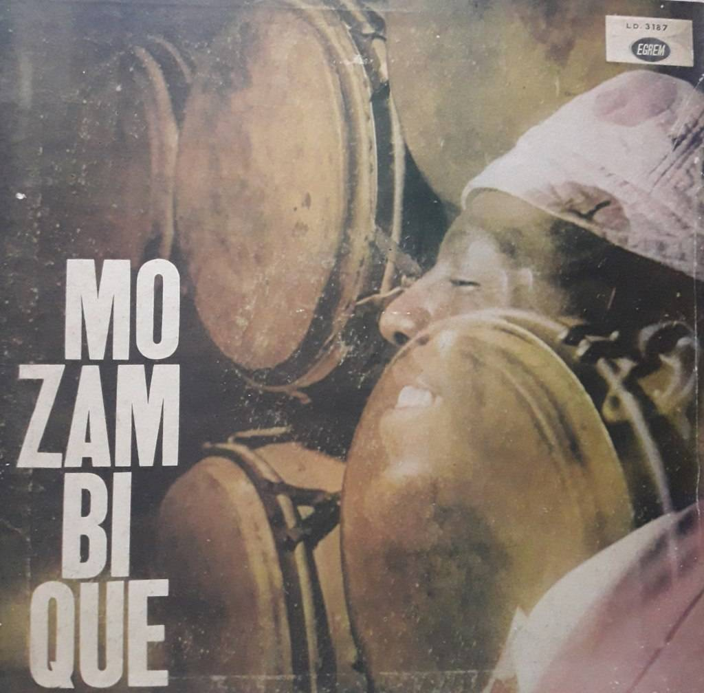 Cover of the album Mozambique.