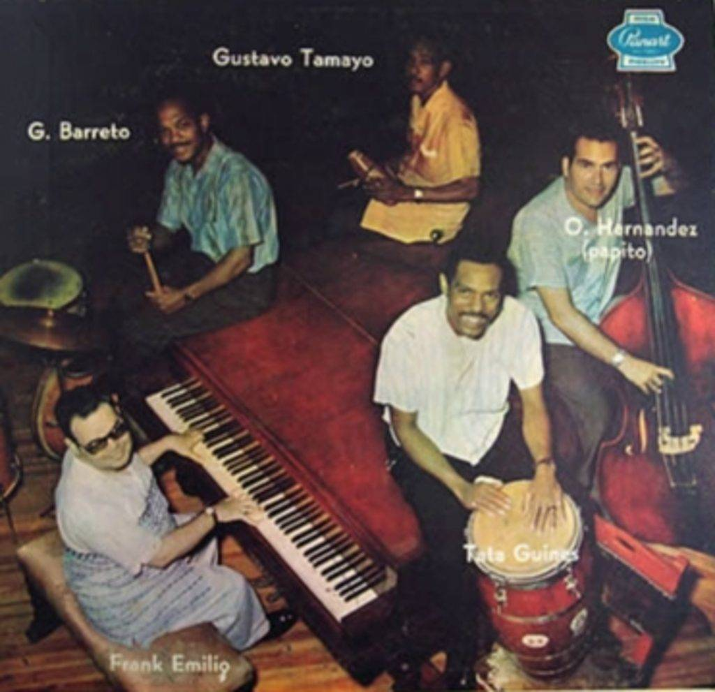 Cover of the album Grupo Cubano de Música Música Moderna.