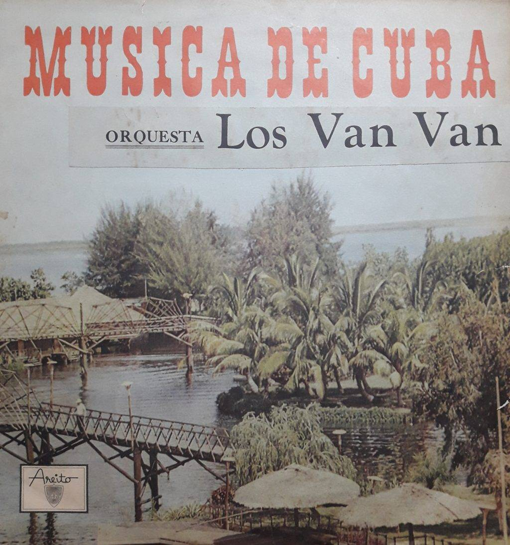 Cover of the album Música de Cuba.