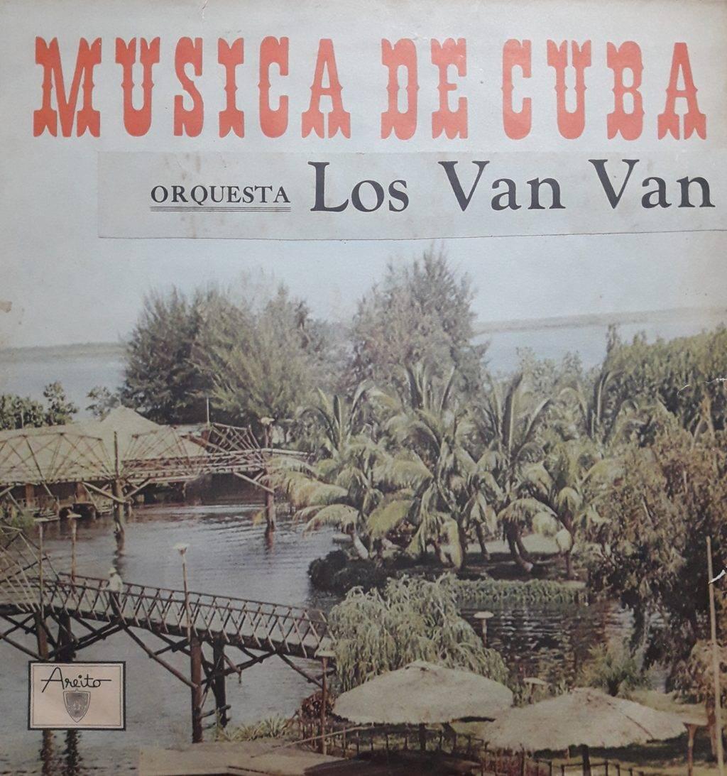 Portada del álbum Música de Cuba.