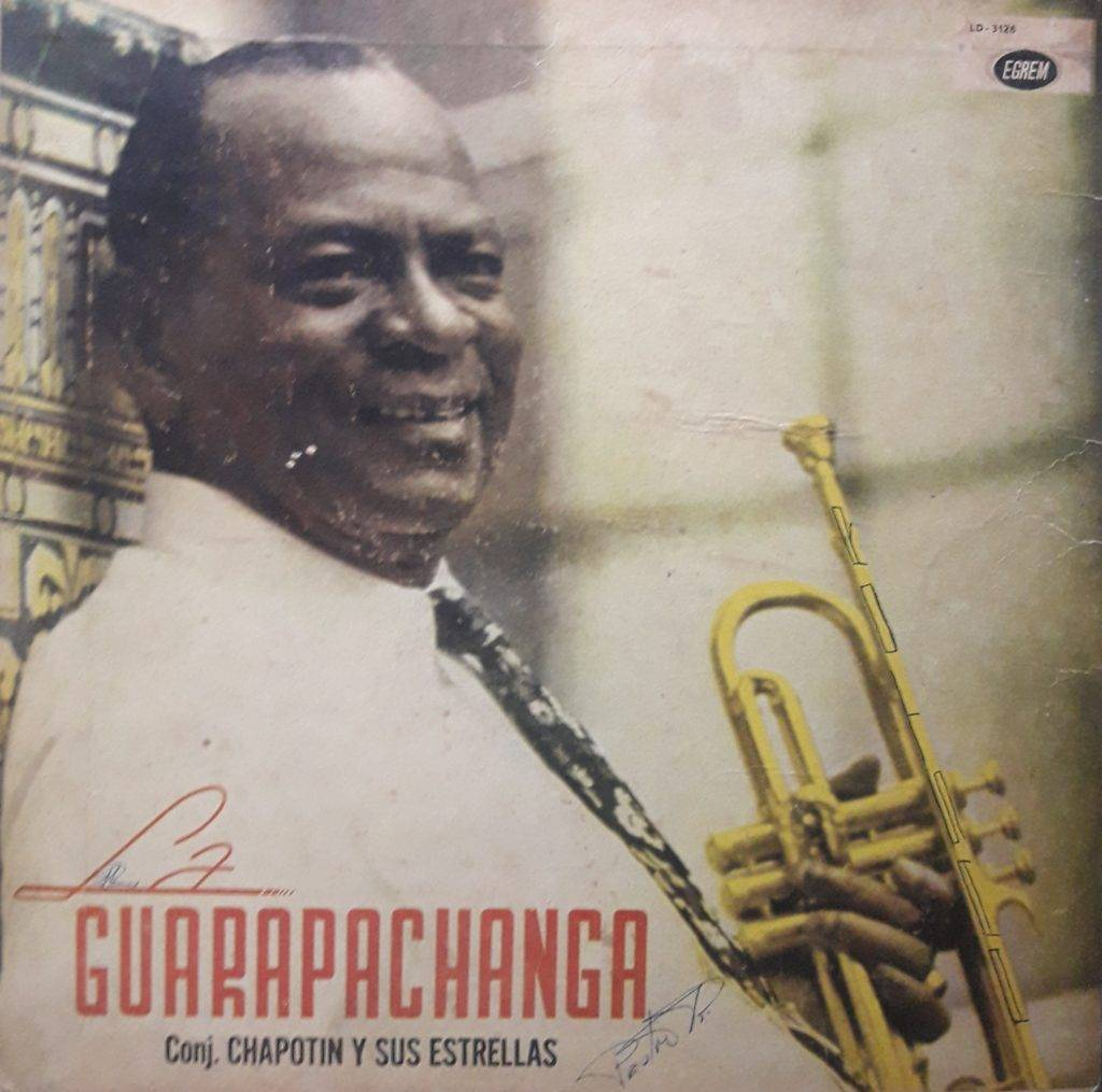 Cover of the album La Guarapachanga.