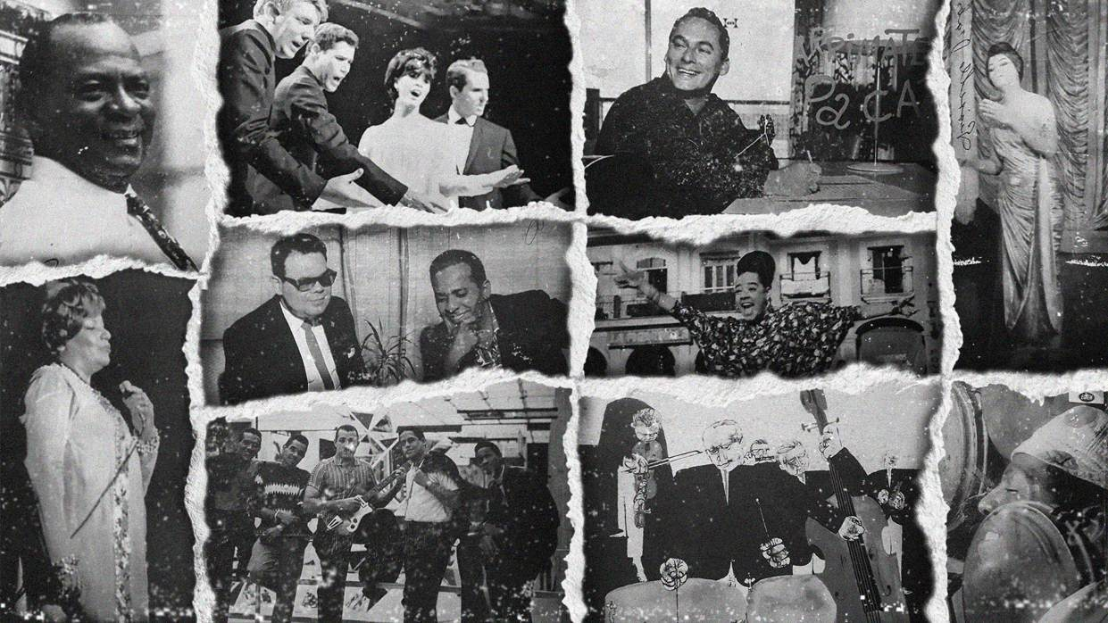 Fifteen fiftieth anniversary records of the Egrem. Image: María José Sardiñas.