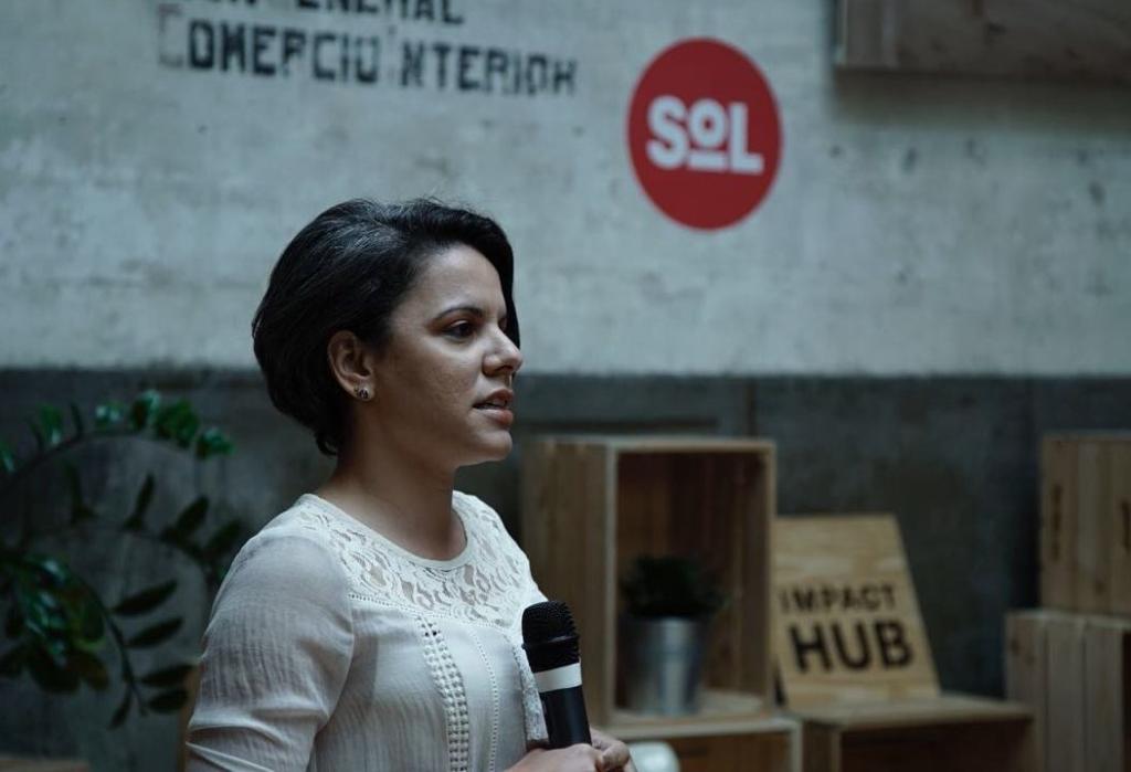 Yolaida Duharte, Coordinadora Nacional del proyecto. Foto: Cortesía de la entrevistada.