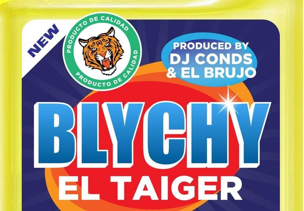 Blychy, detalle de la portada.