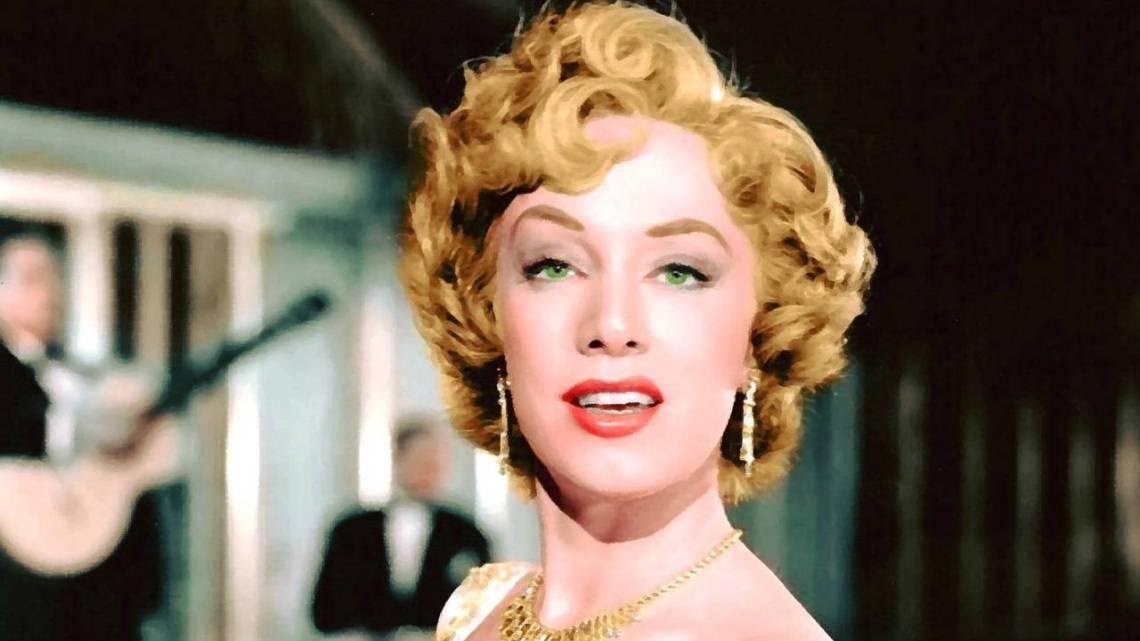 Rosita Fornés en la película mexicana Me gustan todas (1954). Página Oficial De Rosita Fornés en Facebook