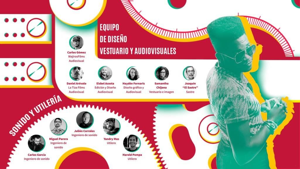 Diseño: María José Sardiñas /Fotos: Cortesía de Cimafunk.