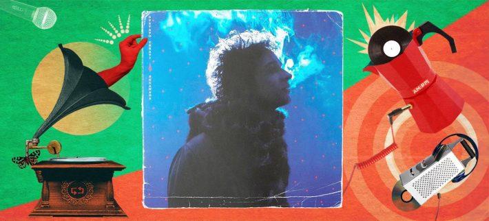 Diseño: Jennifer Ancizar a partir de la portada del álbum.