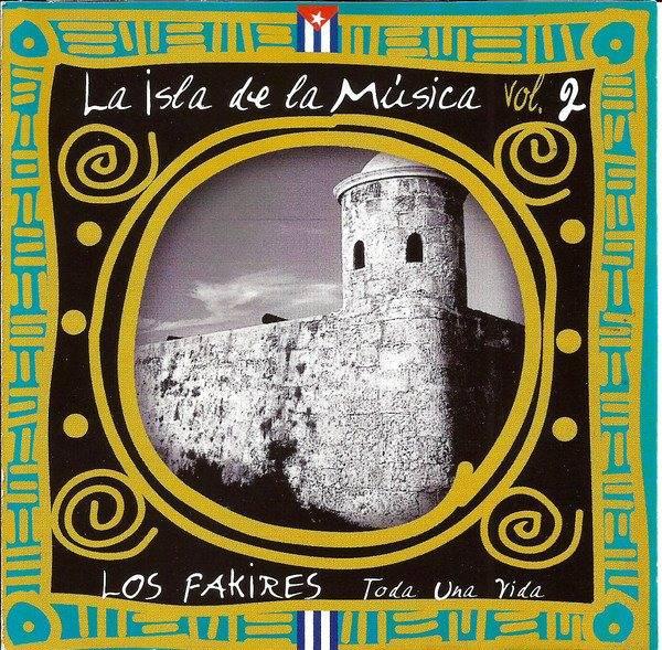 La isla de la música, vol.2, de Los Fakires.