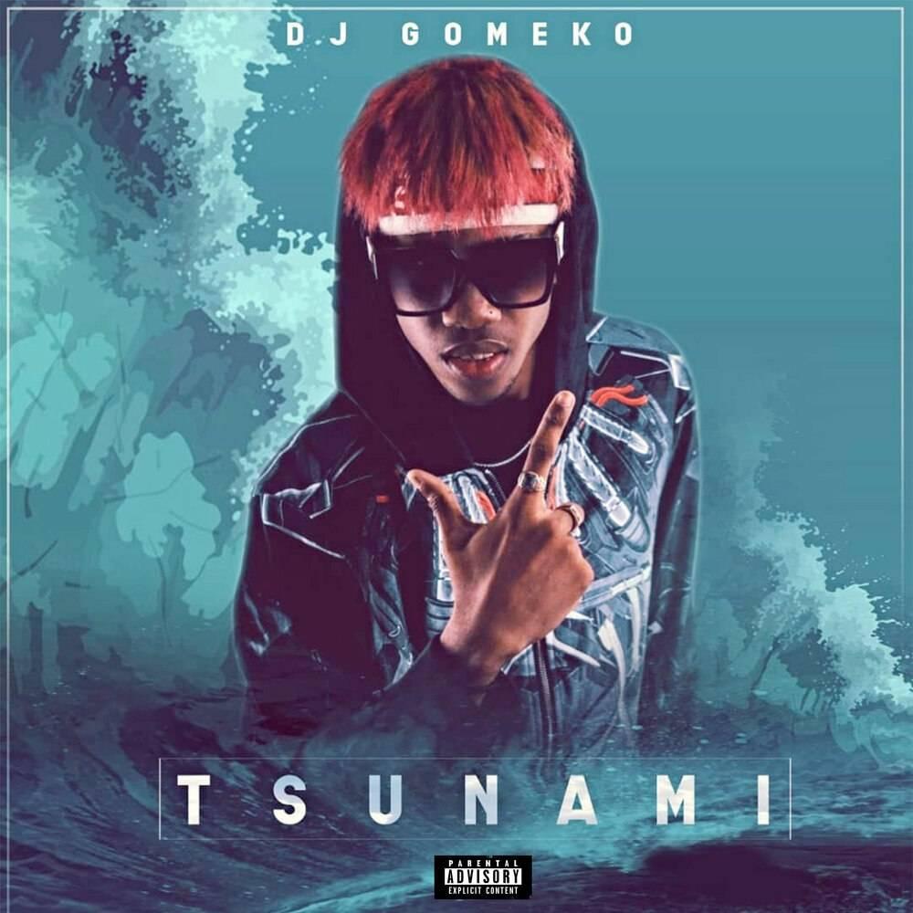Portada del álbum Tsunami. Tomada de las redes sociales del artista.