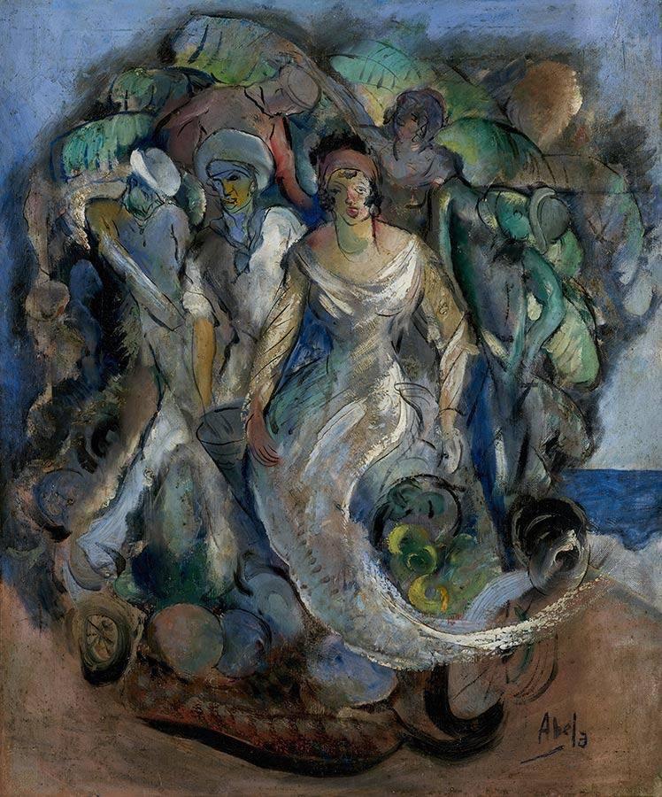 El triunfo de la rumba, de Eduardo Abela.