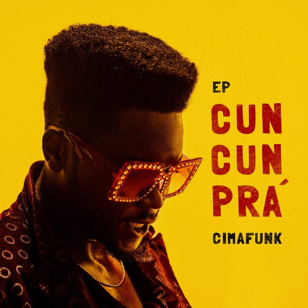 Cover of the EP Cun Cun Prá, by Cimafunk.
