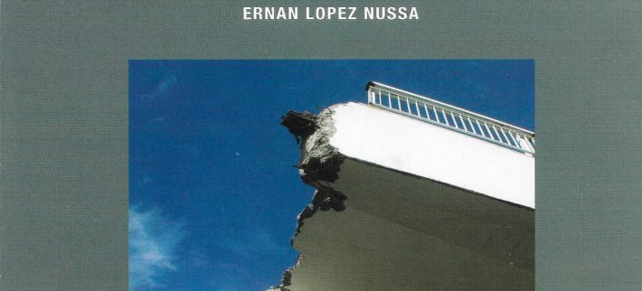 Fragmento de portada del álbum Mano de obra, de Ernán López-Nussa.